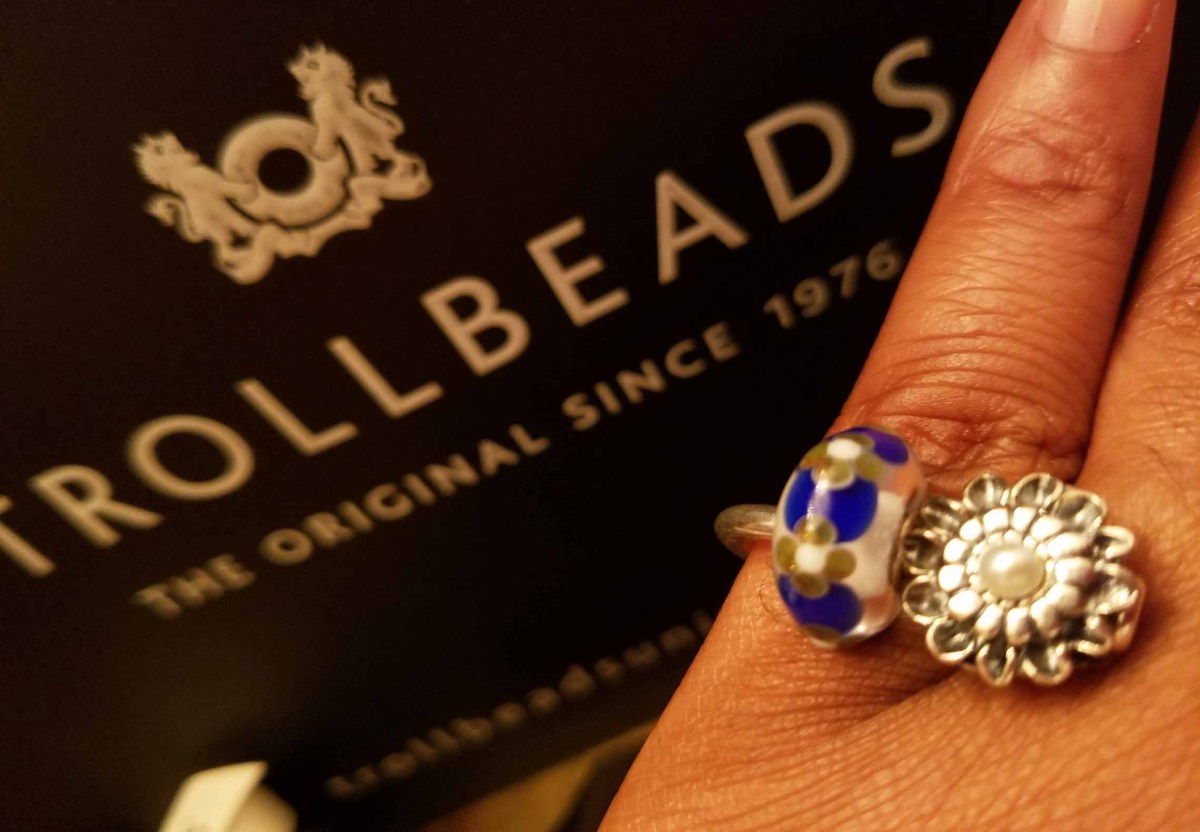 Date time and Mother's Day Gift Idea from Trollbeads!